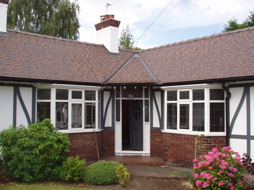Reroofing In Heswall Furber Roofing Wirral Roofers