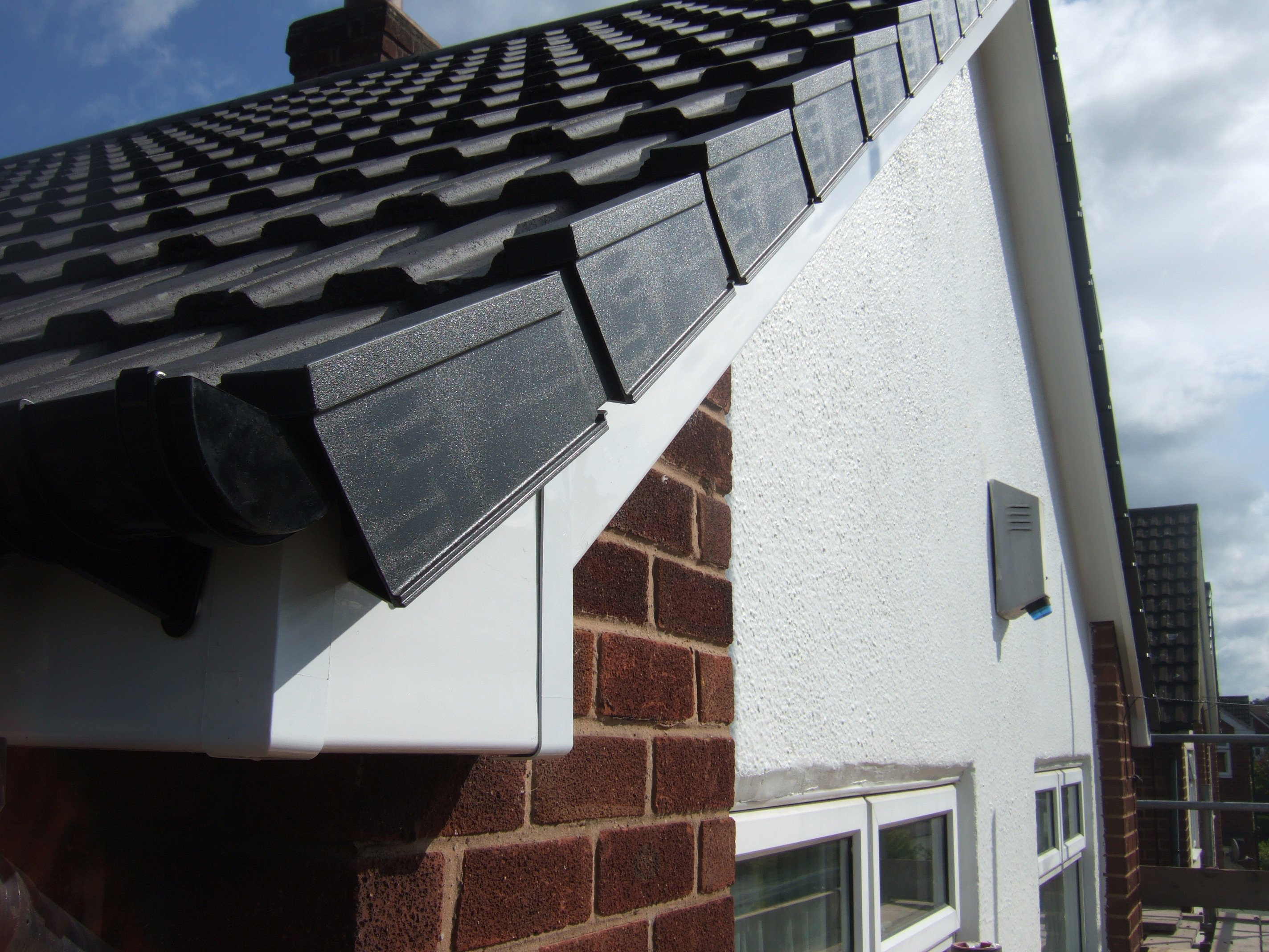 Gutters Fascias And Soffits Furber Roofing Wirral