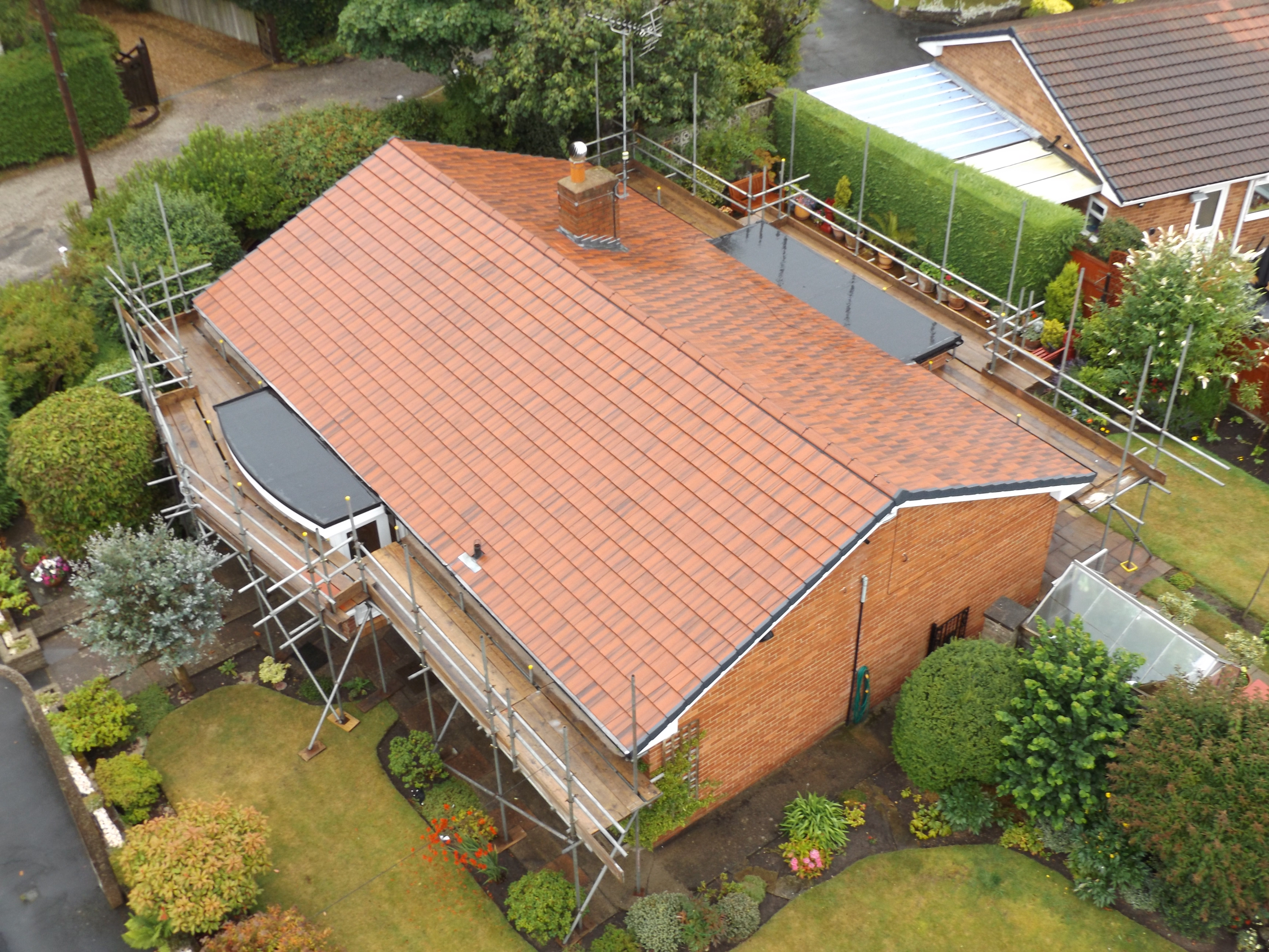 Wirral Roofing: Roof Renewal, Wallasey, Wirral, Liverpool, Chester & North