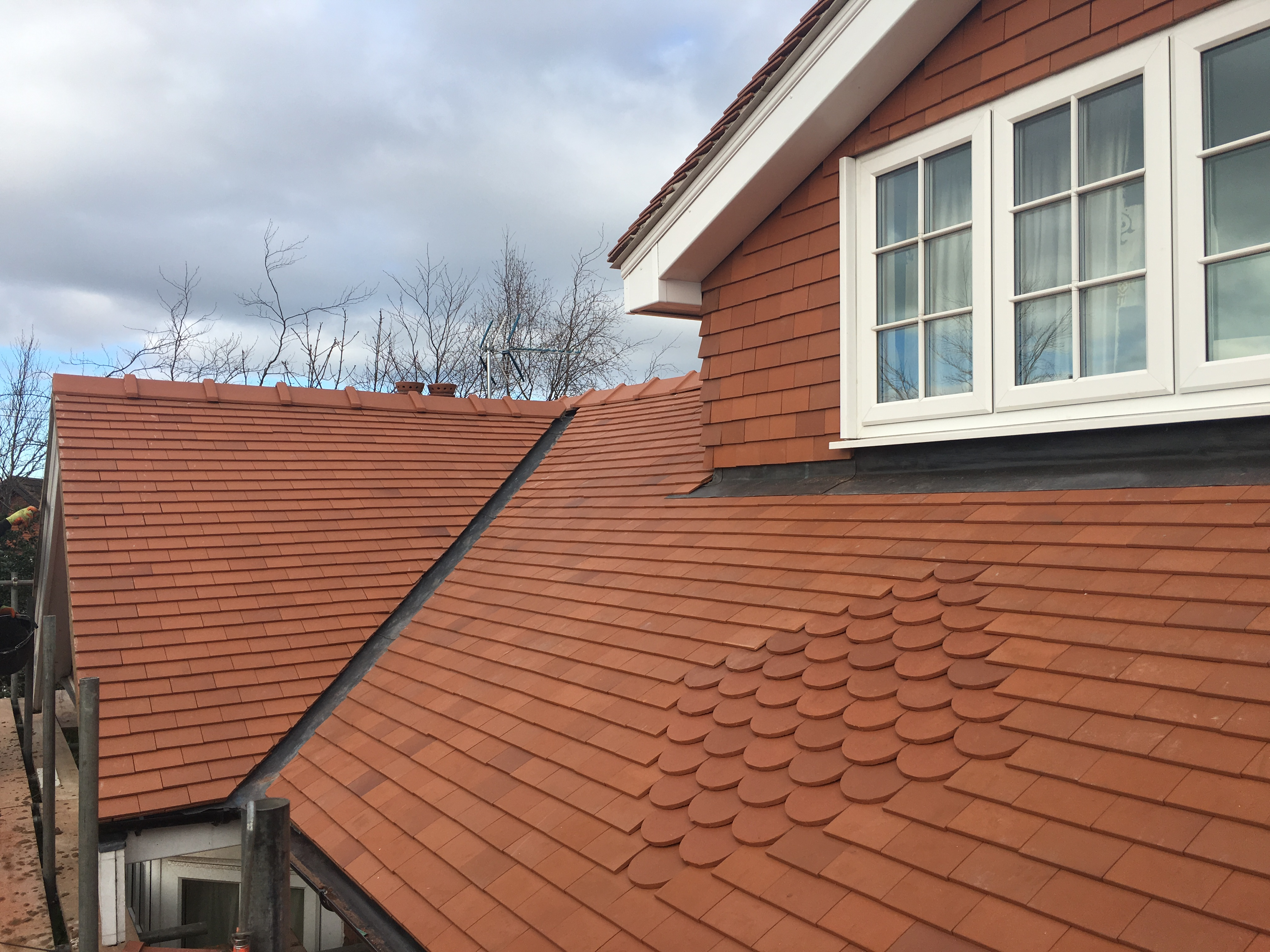 Wirral Roofing: Reroofing Project In Prenton Wirral
